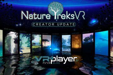 PlayStation VR : Nature Treks VR, un petit moment de détente dans ce monde de brutes