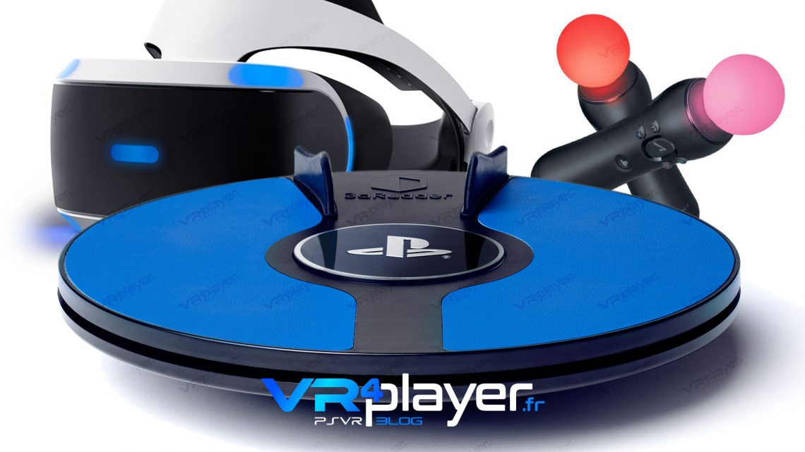 3DRudder PlayStation VR VR4Player Reportage exclusif !