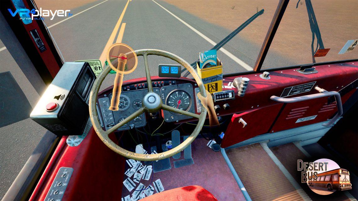 Desert Bus VR PSVR PlayStation VR VR4Player