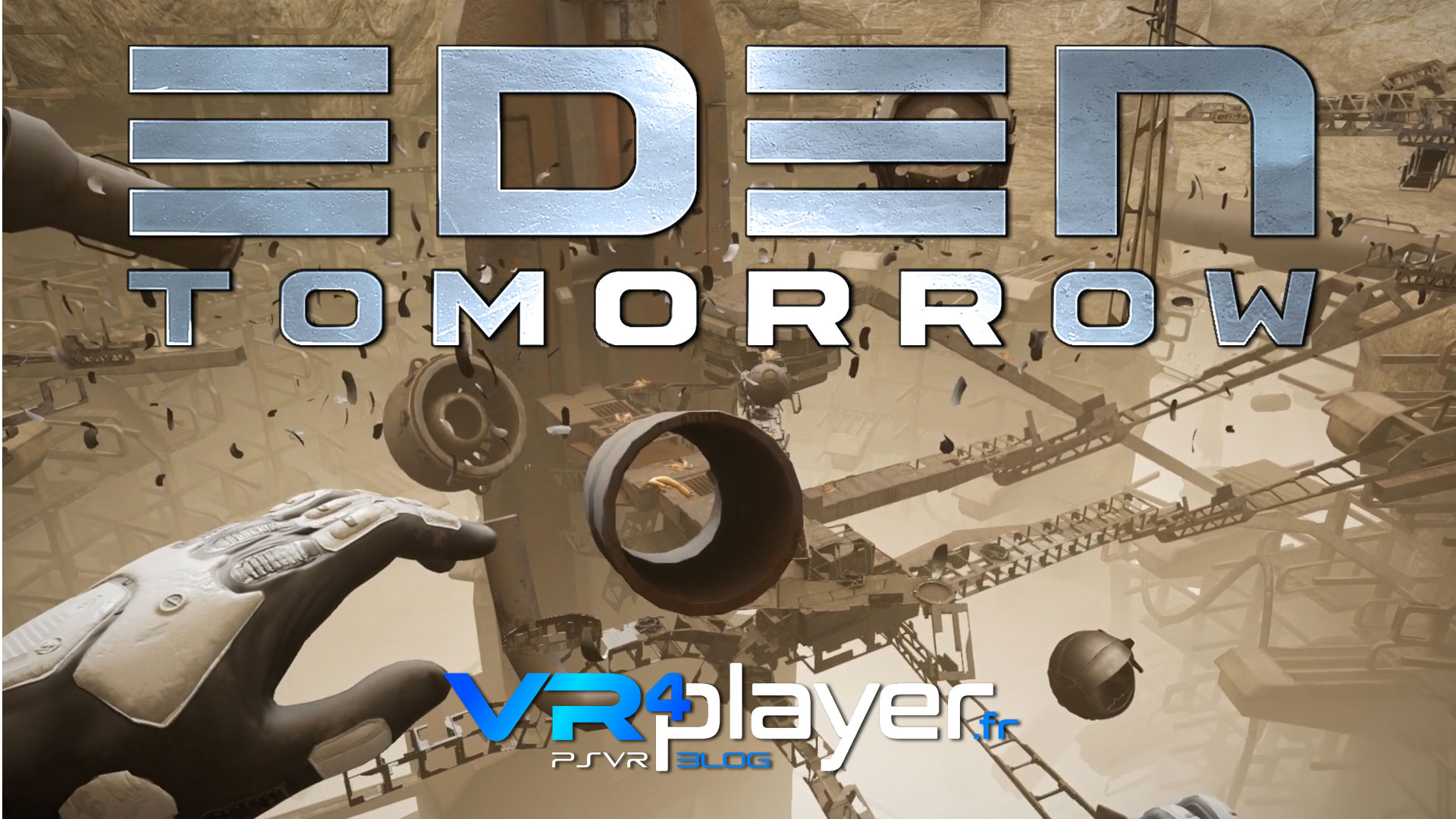 eden Tomorrow exclu PSVR - vr4player.fr