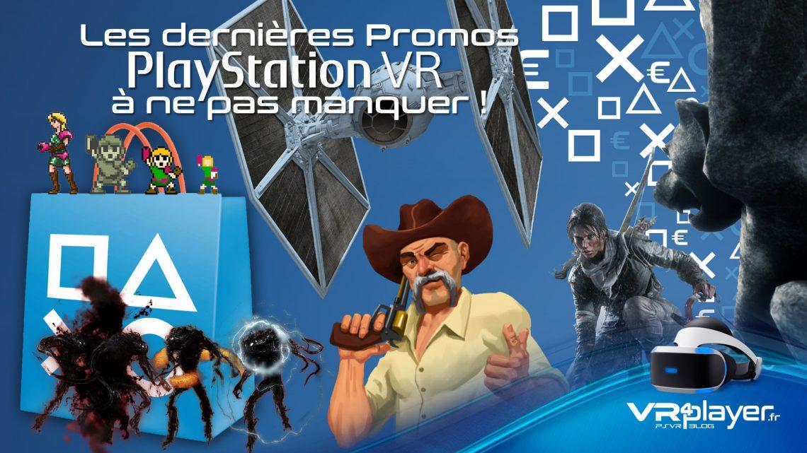 les promos à moins de 20 et 10 euros sur PSVR - vr4player.fr