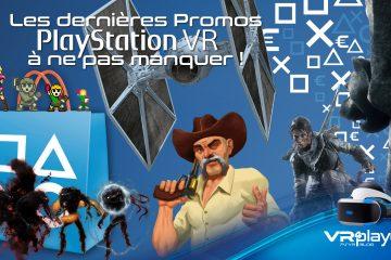 PlayStation VR : les premières promos de l'année du Store PSVR