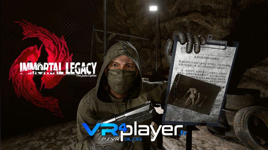 Immortal Legacy l