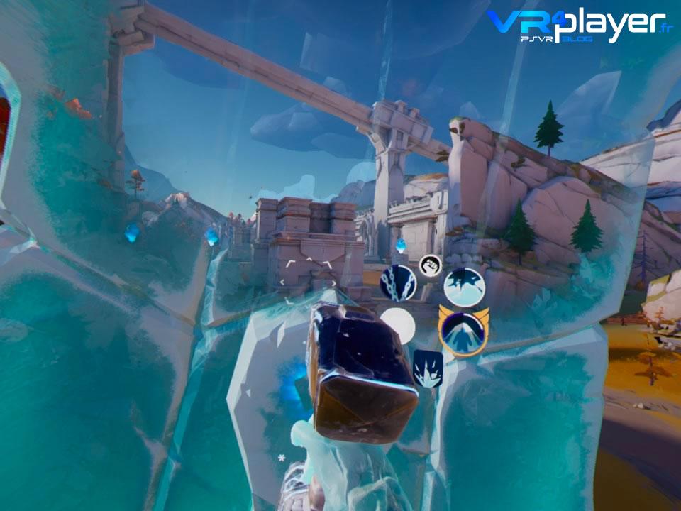 Megalith sur PlayStation VR, PSVR, le test VR4player.fr