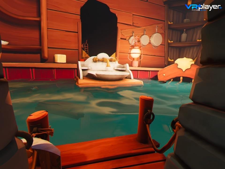 A Fisherman's Tale le Test sur PlayStation VR, PSVR par VR4player.fr