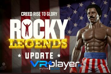 PlayStation VR : Creed: Rise To Glory, mise à jour multi-casque VR