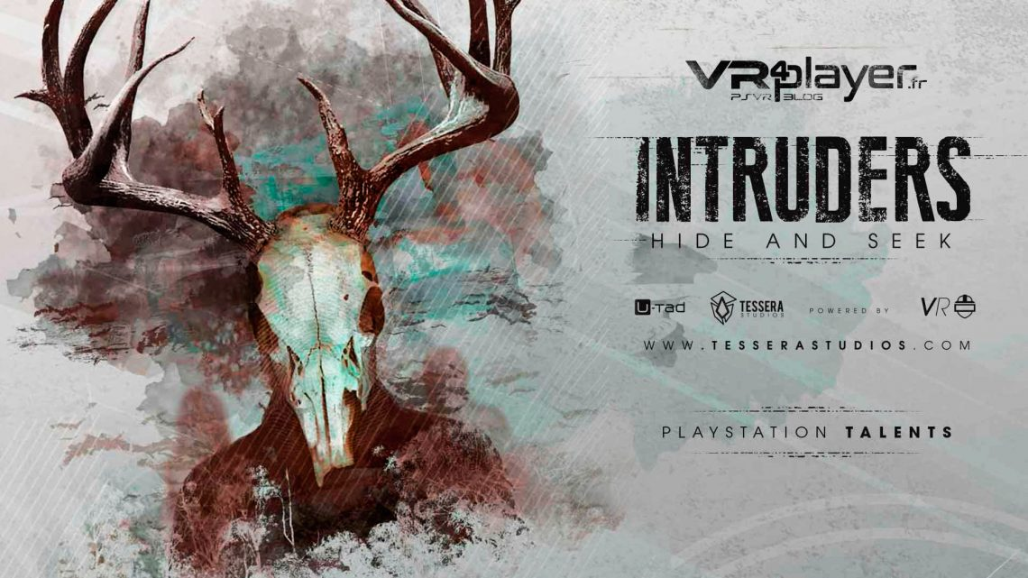 Intruders Hide and Seek PlayStation VR VR4player