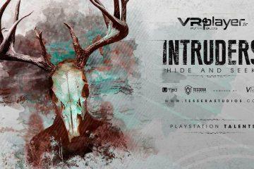 PlayStation VR : Intruders Hide & Seek, au bout de l'angoisse sur PSVR