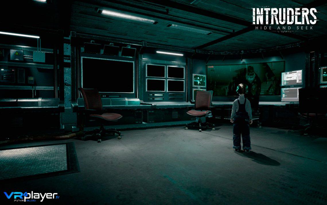 Intruders: Hide & Seek sur PlayStation VR, PSVR, PS4, VR4player.fr