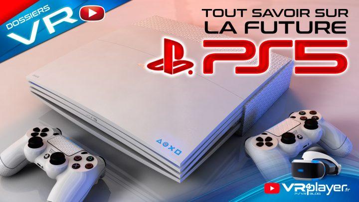 PS5 PlayStation 5 PSVR PlayStation VR - Dossier VR4Player
