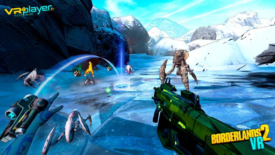 Borderlands 2 VR TEST VR4player