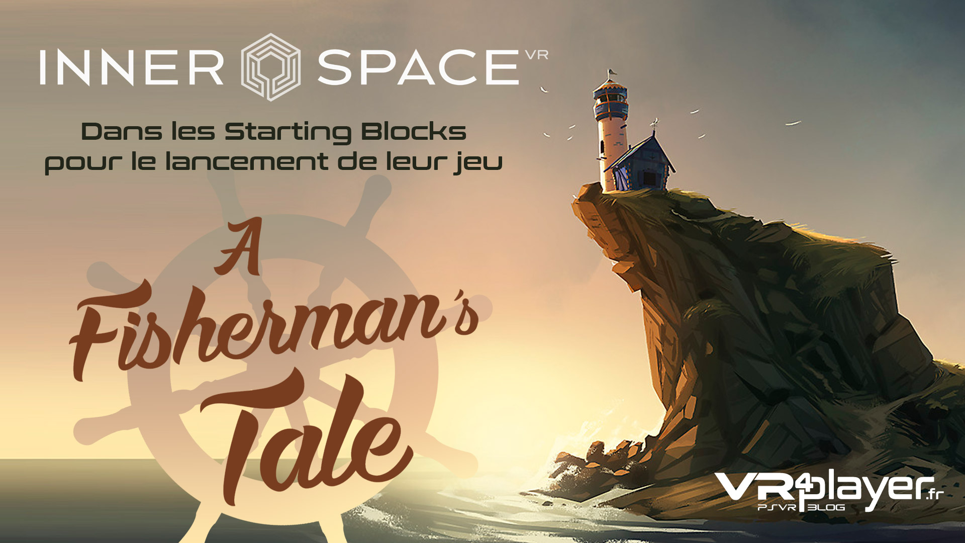 A Fisherman's Tale PlayStation VR, PSVR,VR4Player