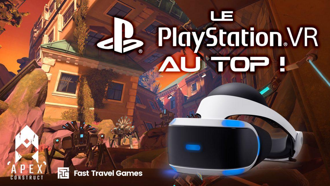Apex Construct PlayStation VR
