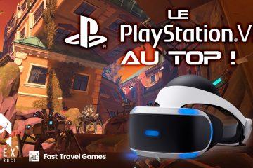 PlayStation VR : Apex Construct, des chiffres encourageants pour le PSVR