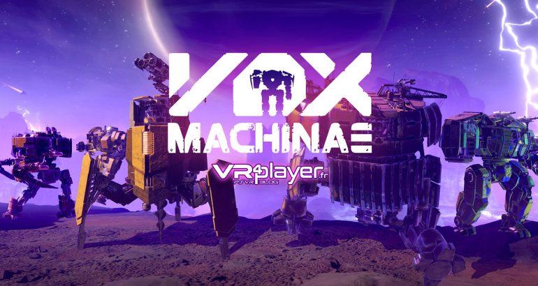 Vox Machinae - PlayStation VR PSVR VR4player