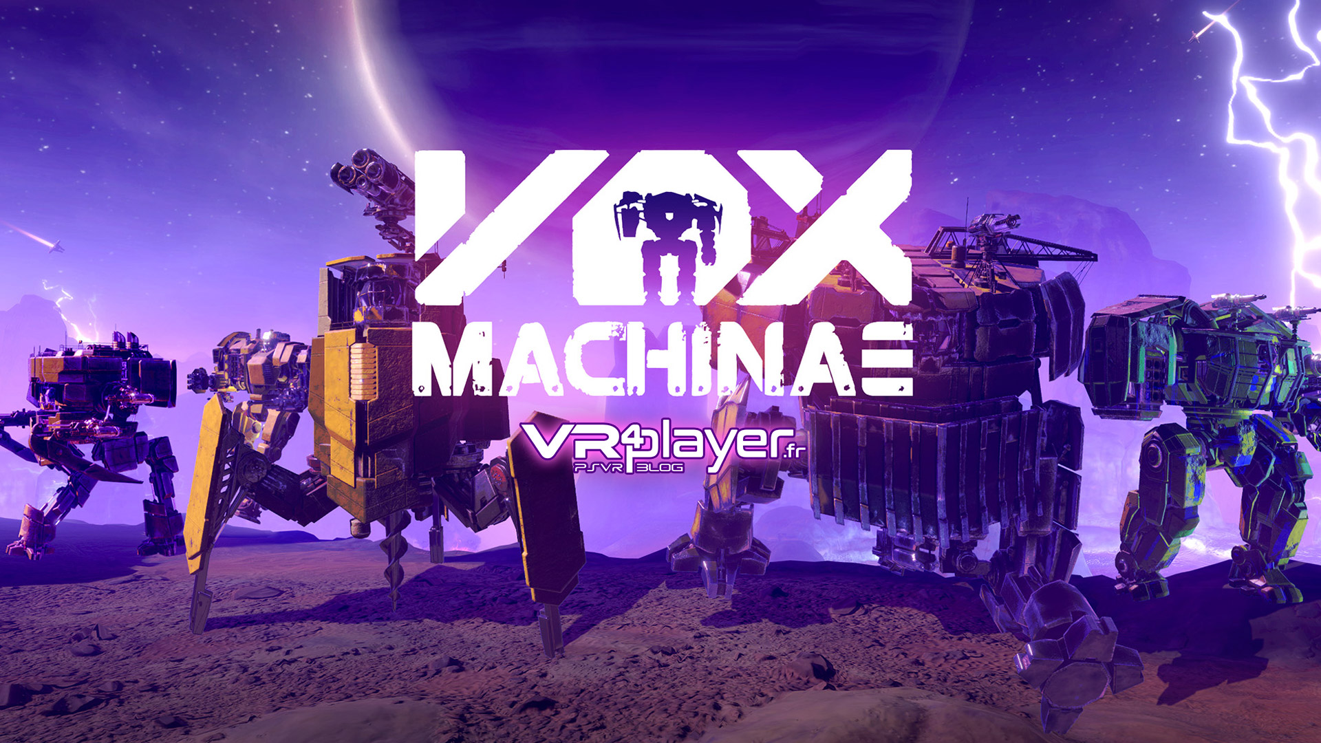 Vox Machinae - PlayStation VR PSVR VR4player