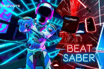 PlayStation VR, PSVR, Steam : Electronauts VS Beat Saber