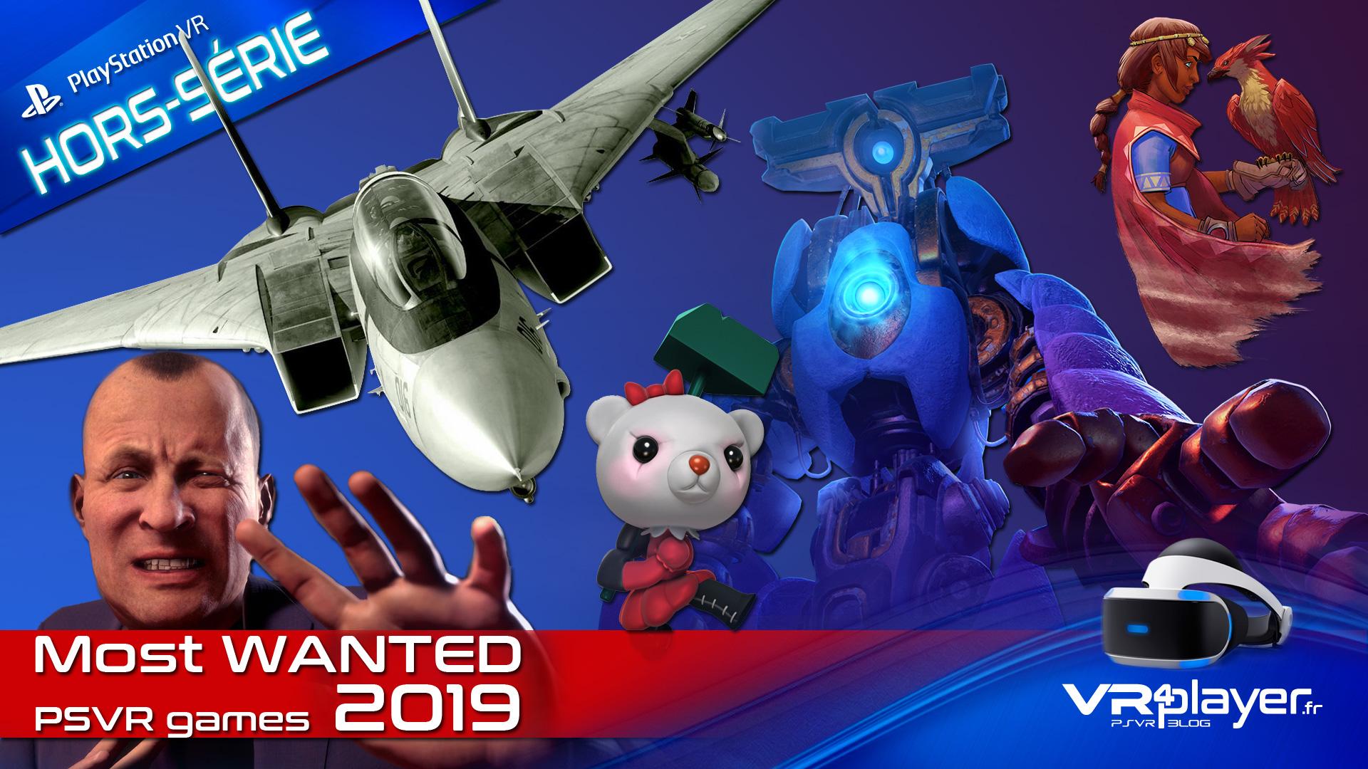 quelques-uns des jeux PSVR les plus attendus en 2019 - vr4player.fr