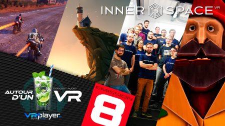 Autour d'un VR PodCast VR PSVR PlayStation VR VR4Player