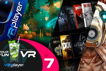 PlayStation VR : Autour d'un VR 7, Podcast La fin d'année 2018 autour d'un VR de trop (pegi 18)