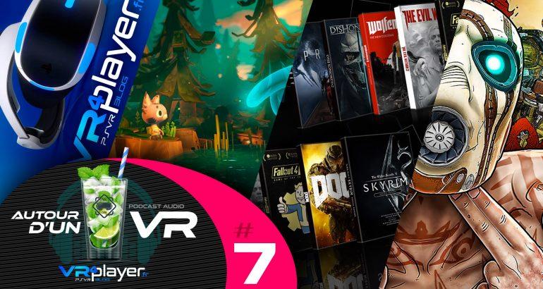 Podcast Autour d'un VR VR4Player