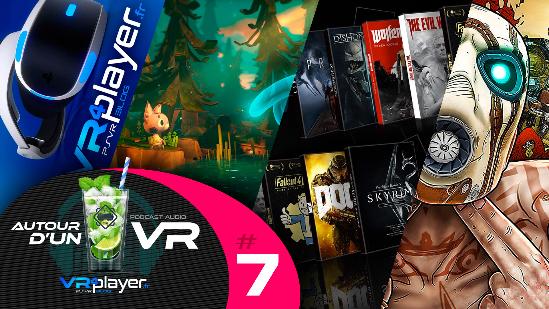 Podcast Autour d'un VR VR4Player