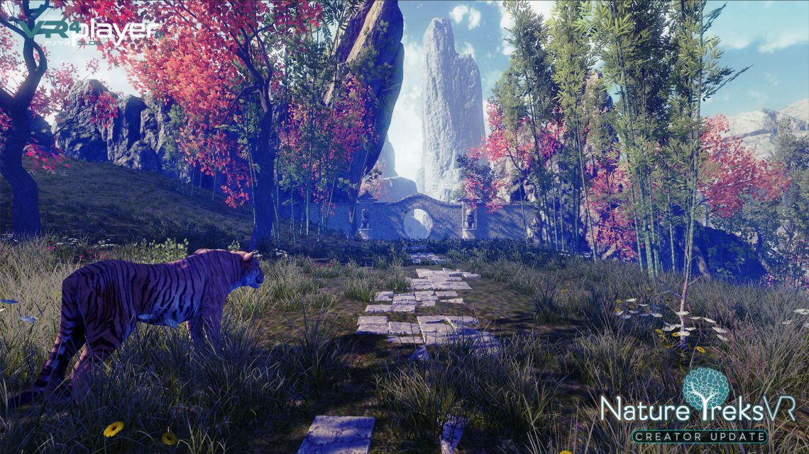 Nature Treks VR PSVR PlayStation VR VR4player