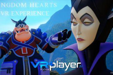PlayStation VR : Kingdom Hearts VR Experience encore décalé sur PSVR …