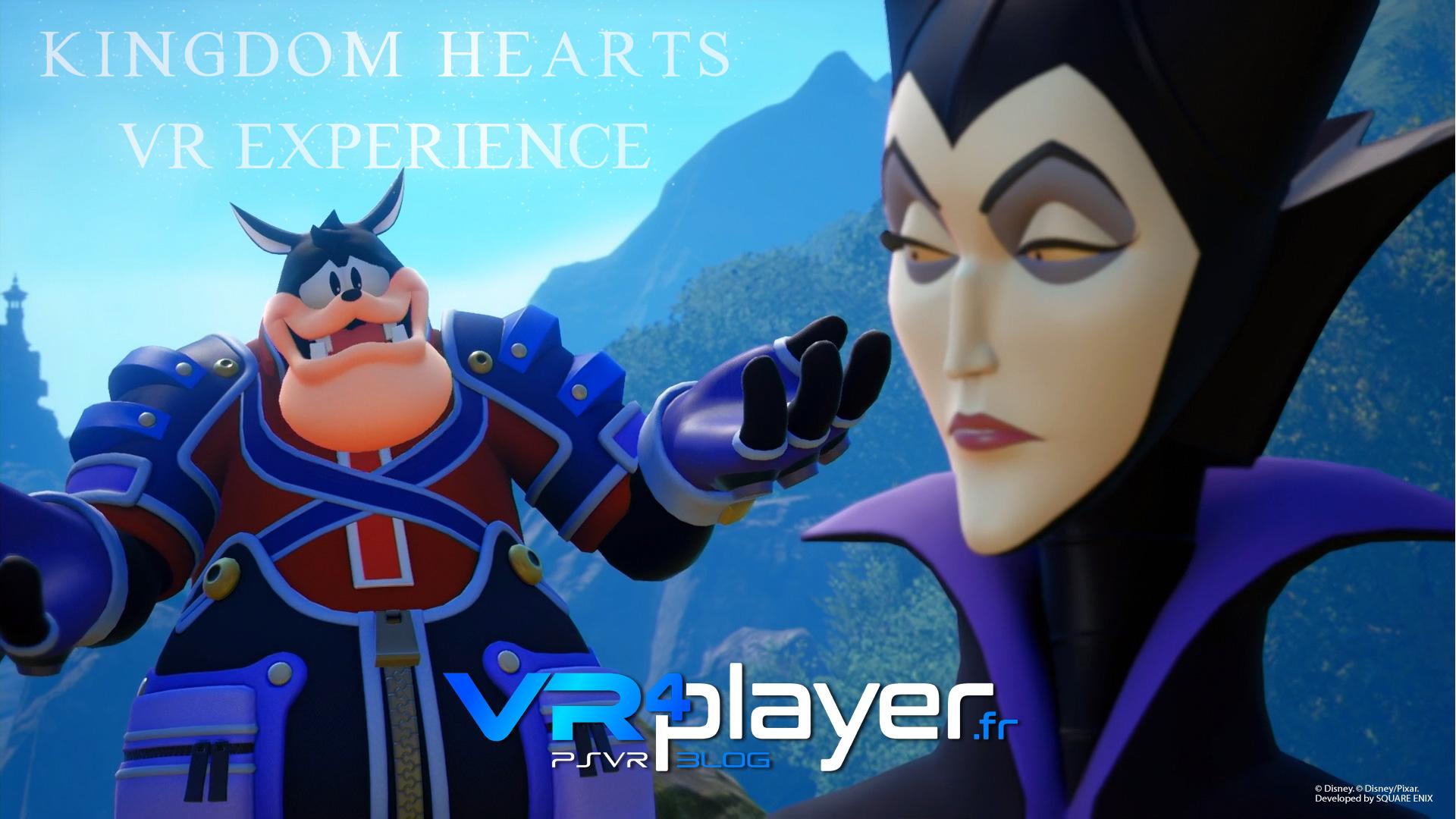 Deuxième retard pour Kingdom Hearts VR Experience sur PSVR - vr4player.fr