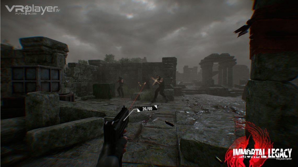 Immortal Legacy PlayStation VR VR4Player.fr