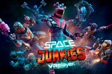 PlayStation VR : Space Junkies d'Ubisoft a ses chances sur PSVR