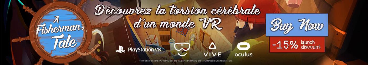 En savoir plus sur A Fisherman's Tale de Innerspace VR