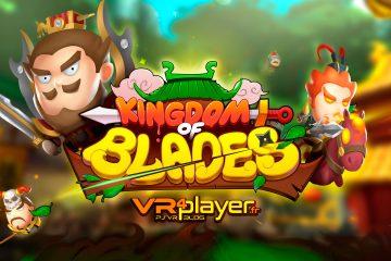 PlayStation VR : Kingdom of Blades VR, Attention chérie, ça va couper…