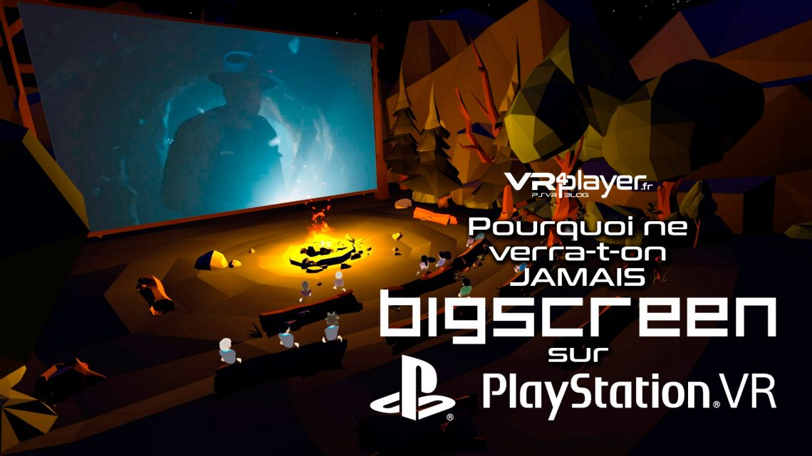 BigScreen PSVR VR4Player
