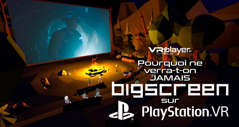 BigScreen PSVR VR4Player