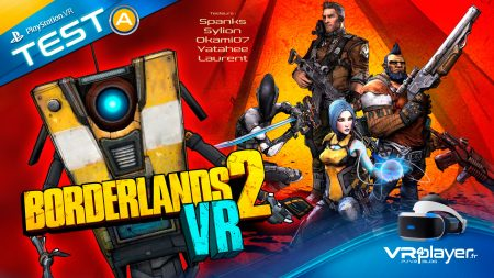 Borderlands 2 VR TEST VR4player