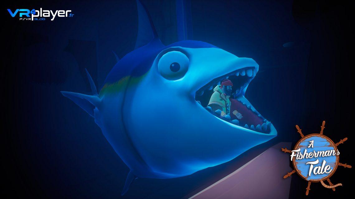 A Fisherman's Tale PlayStation VR, PSVR,VR4Player