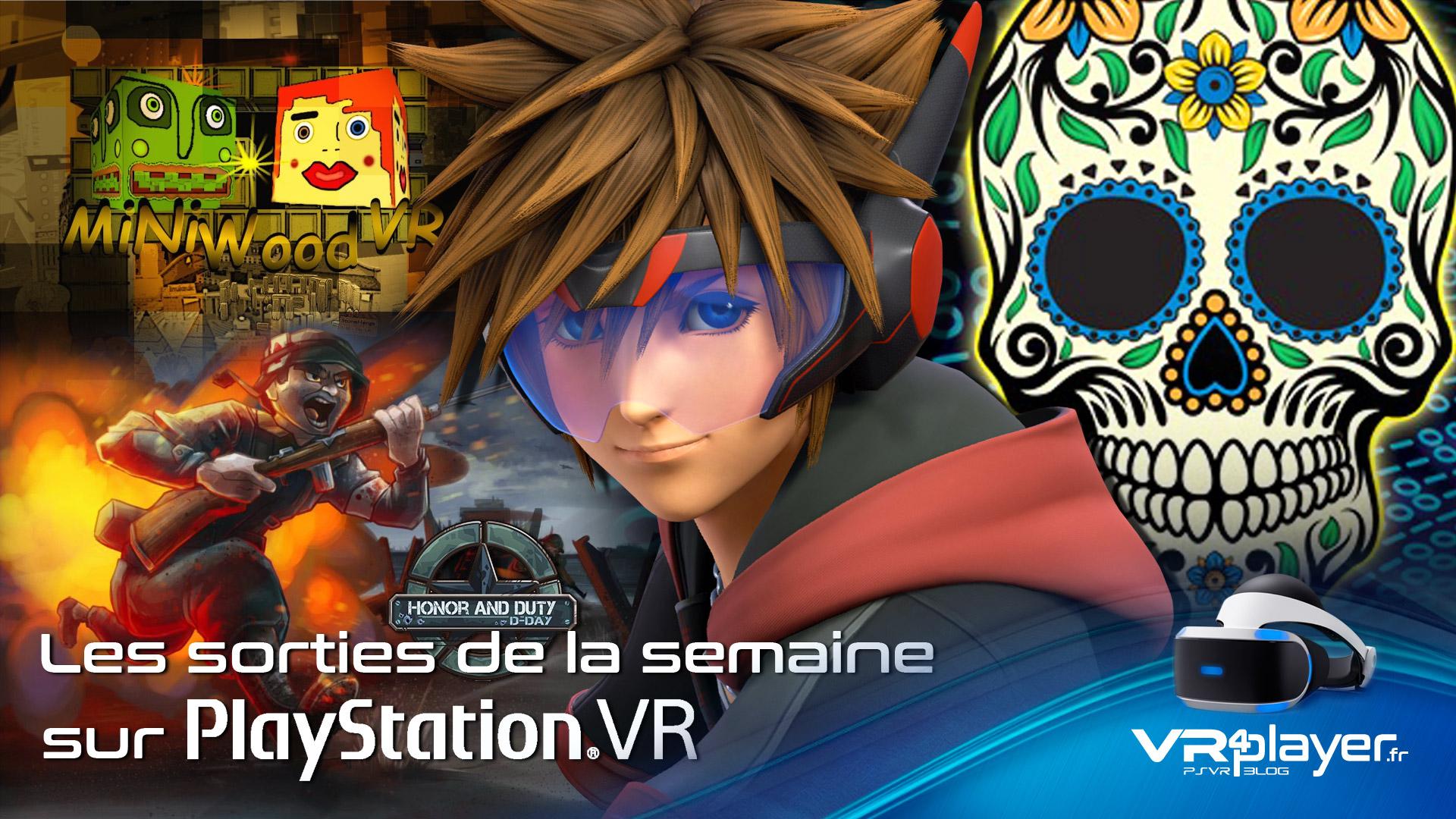 les sorties PSVR de la semaine - vr4player.fr