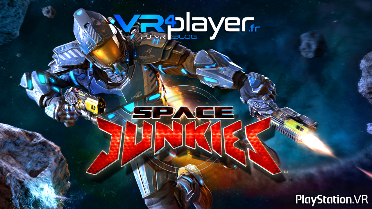 Space Junkies PlayStation VR VR4player.fr