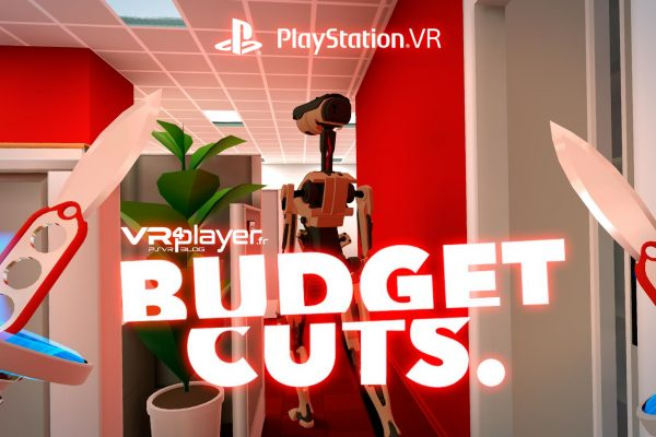 Budget Cuts PlayStation VR PSVR VR4Player