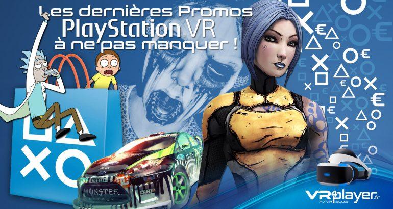 Les soldes de janvier sur le Store PSVR- VR4player.fr