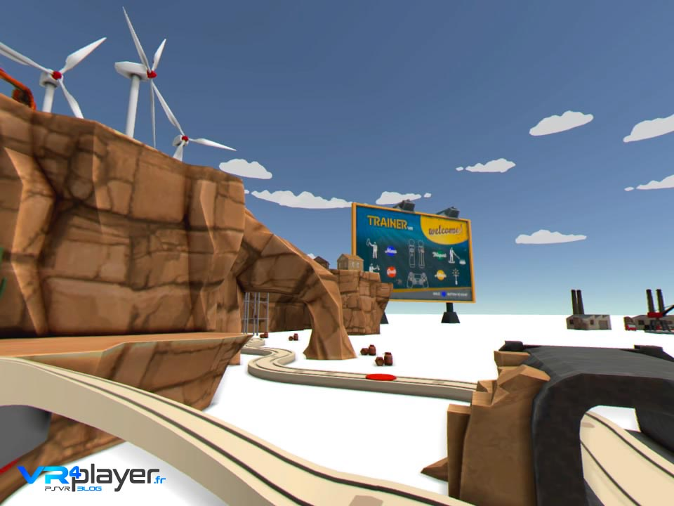 TrainerVR sur PSVR -VR4player.fr