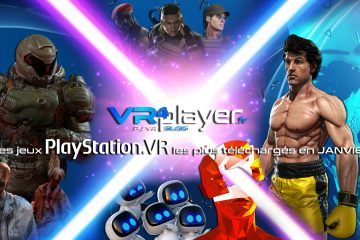PlayStation VR : Les meilleures ventes PSVR de janvier 2019