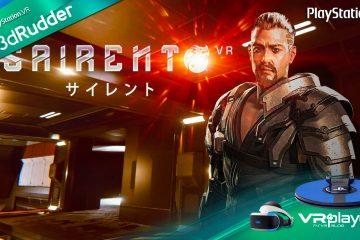 PlayStation VR, PSVR : Sairento, le Ninja sur Hoverboard