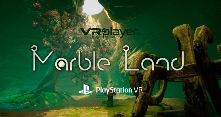 Marble Land PlayStation VR VR4Player