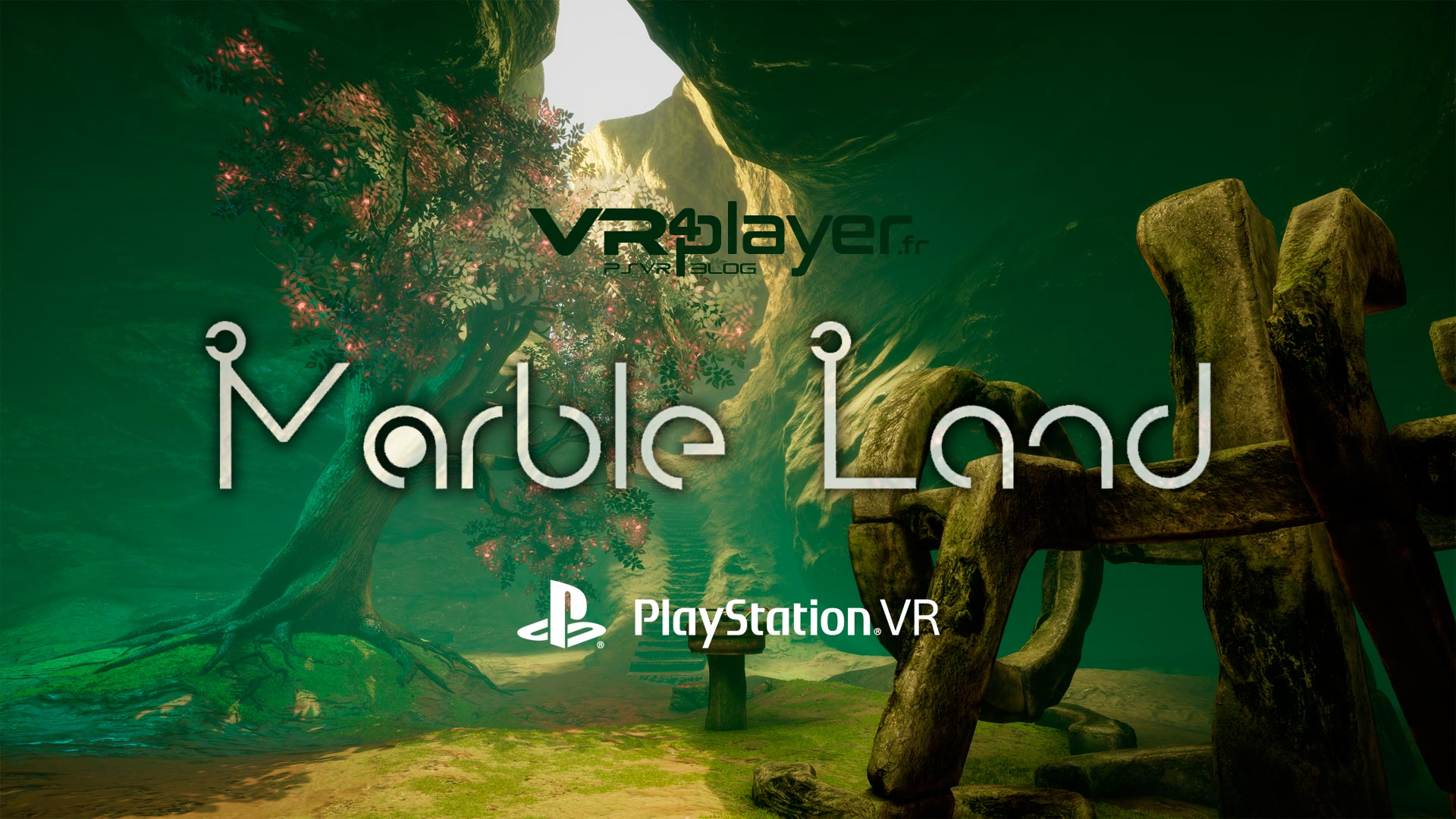 Marble Land PlayStation VR VR4Player