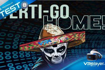 PlayStation VR, PSVR : Verti-Go Home, le speed test d'un Endless Runner