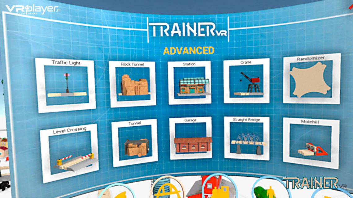 Trainer VR PlayStation VR PSVR VR4Player