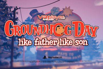 PlayStation VR : GroundHog Day, Like father like son arrive sur PSVR !