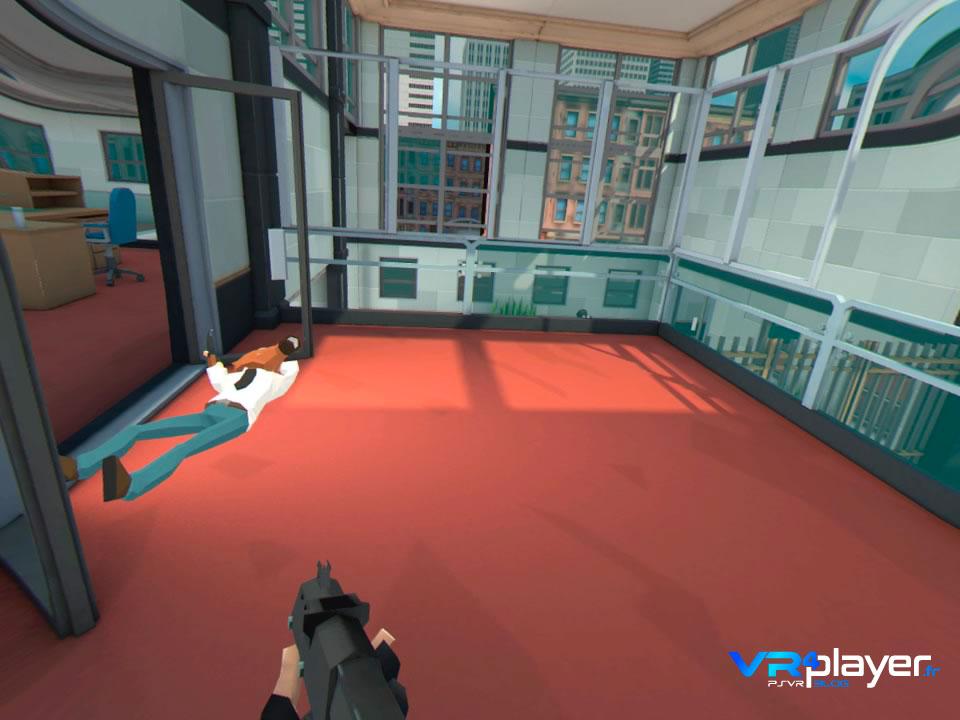 Crisi VRigade sur PlayStation VR - VR4player.fr